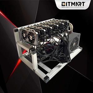 Thorium 6570 GPU ETH Mining Rig 144MH/s